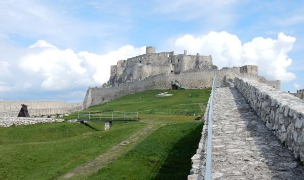 Spišský hrad, Spiš