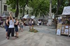 Stánky so suvenírmi, Bratislava