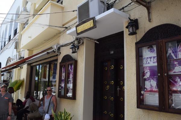 Freddie Mercury Zanzibar