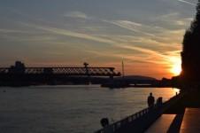 Starý nový most Bratislava