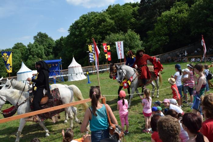 Historický Festival Rotenstein, Červený Kameň