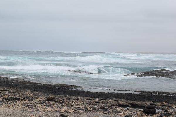 Fuerteventura a maják Tostos