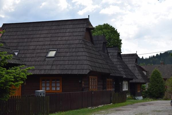 Bobrova rala, Podbiel rezervácia ľudovej architektúry