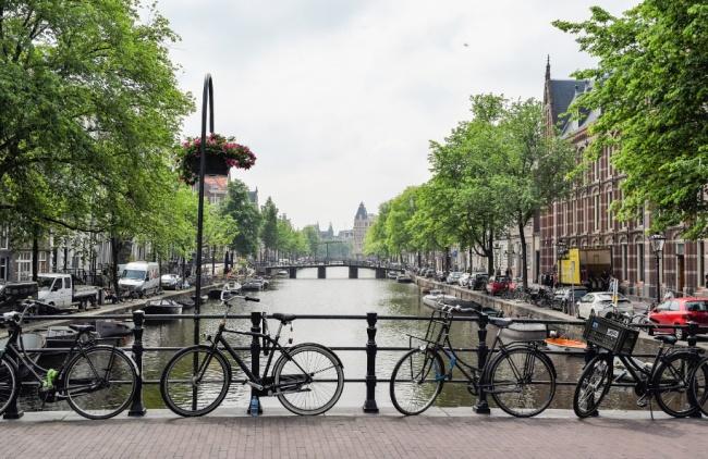 Amsterdam Holandsko