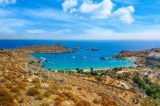 Rhodos Grécko